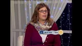 זוגיות במשבר וקשר שלה לגלגולים הקודמים - בתוכנית 'זמן מיסטיקה' של ערוץ 10