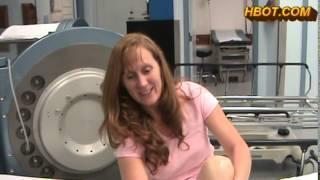 Hyperbaric Oxygen Treatment For Reflex Sympathetic Dystrophy Syndrome RSD דלדול סימפתטי תגובתי