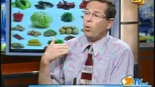 ד'ר עופר כספי - תזונה ותוספים להורדת כולסטרול
