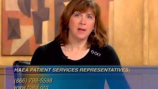 About The US Hereditary Angioedema Association בצקת אלרגית תורשתית