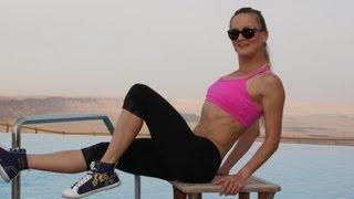 חיטוב מהפכני לגוף בקיץ - אימון חזק ושורף לכל הגוף!
