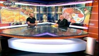 ירון לונדון מראיין את ד'ר אורי מאיר-צ'יזיק בנושא כולסטרול בפרט ותזונה מודרנית בכלל