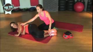 אימון טאי-בו בטן  | מיכל צפיר - כל אחד יכול