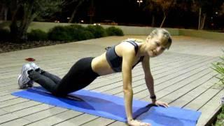 אימון כושר קטלני 4 לחיטוב של כל שרירי הגוף - Do Your Best