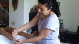 רפלקסולוגיה בבית- איך לטפל בעצמכם בעצירות ולהמריץ את העיכול דרך כפות הרגליים