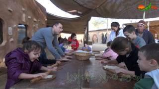 חי נגב רביבים - סרטון תדמית ללינה והארחה , צימרים
