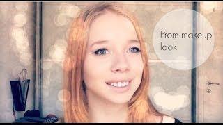 איפור לנשף ♥Prom Makeup