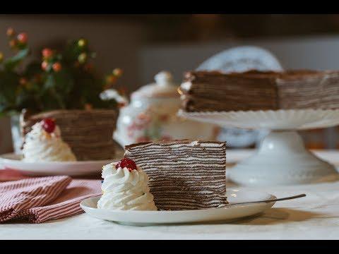 סודות מתוקים - קרין גורן- עוגת קרפים