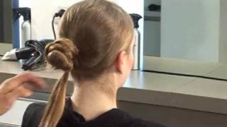 עיצוב שיער-  לעצב את השיער לבד בבית