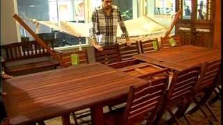 גיא לואל- גנים ושושנים ריהוט גן - ערוץ בית+