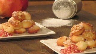 עוגיות פיננסייר רימונים של מיקי שמו מתוך