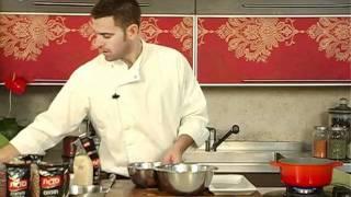 מתכון למרק עוף לימוני עם קציצות