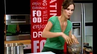 פלפלים ממולאים בבורגול ועשבי תיבול - ליה שומרון