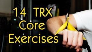 14 תרגילי TRX