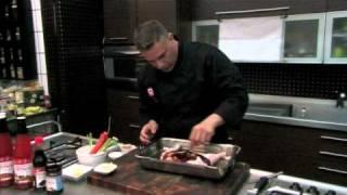 מתכון להכנת עוף ברוטב הויסין