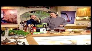 סלט חיטה ועשבי תיבול של שף אול בן אדרת וקובי אריאלי