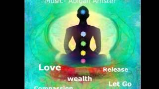 Subliminal Positive Affirmations Music- Abigail Amster מוזיקה למדיטציה וחשיבה חיובית