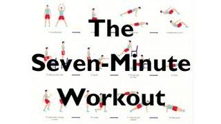The Scientific 7-Minute Workout - From The New York Times