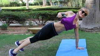 גוף חדש ב 15 דקות  פלג גוף עליון ובטן חלום