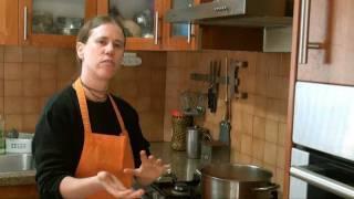 מתכון למרק עגבניות הודי: מבשלים עם ונו