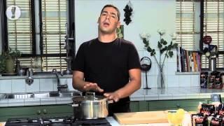 מתכון למרק ירקות וגריסים