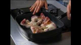 שגב במטבח - עונה 1 פרק 18 - עופות אפויים עם דבש ואננס