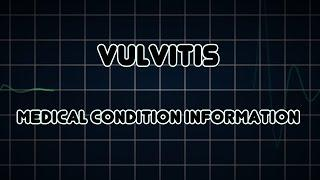 Vulvitis (Medical Condition) דלקת בעריה