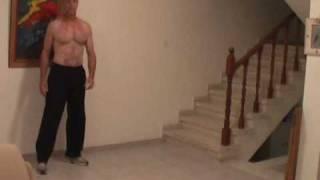 אימון כושר ביתי-סיבולת לב ריאה בבית.divx