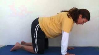 איך לחזק את שרירי רצפת האגן ב 3 דקות? יוגה בהריון