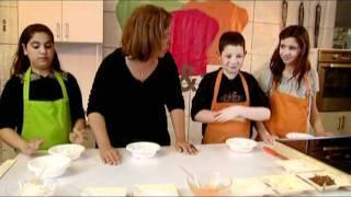 מבשלים עם תמי, פעילות בישול לילדים בסינמול לב המפרץ