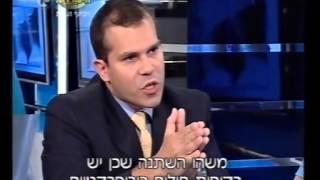 ראיון טלוויזיוני עם ד'ר רפי קרסו בנושא כירופרקטיקה