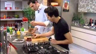שגב במטבח - עונה 1 פרק 36 -  מוס טחינה שחורה