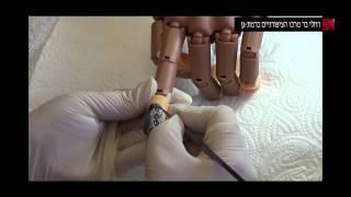 קישוטי ציפורניים ג'ל פיגמנטים-Nail Art Design