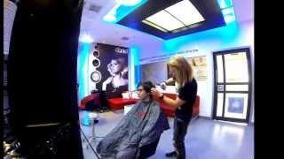 תספורת גבר צעד אחר צעד מספריי בלה דונה Short Haircut