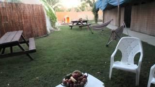 שלווה במדבר - צימרים במושב חצבה שבערבה -  צימרים בדרום