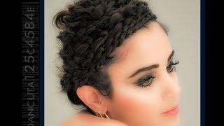 צמות יפות וטיפים לעיצוב שיער ביום יום HAIRSTYLE EDUCATION