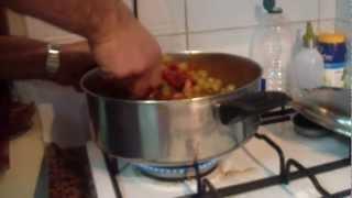 זיתים מבושלים פיקנטיים, מאיר ממן מבשל - ראו מתכון כתוב ומפורט