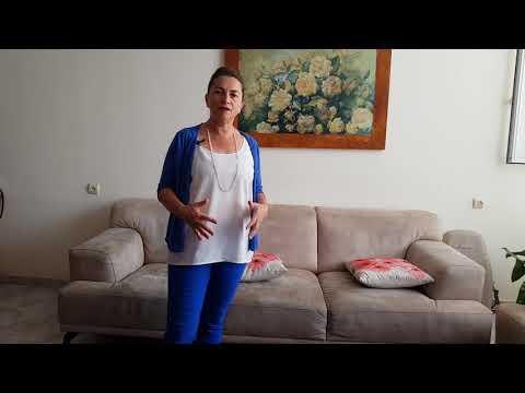אורית קלפיש - מטפלת בתנועה, פסיכותרפיסטית גופנית התייחסותית , מטפלת בתל אביב