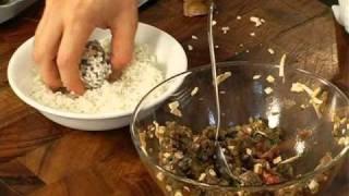 מתכון לכדורי בשר ואורז מאודים