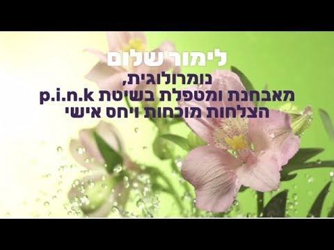 לימור שלום - מטפלת בשיטת P.I.N.K ונומרולוגית בראשון לציון