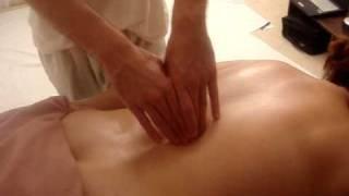 קורס עיסוי רקמות עמוקות 3 Deep Tissue Massage