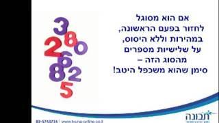 הוראה מתקנת: שיפור זיכרון והגברת יכולת הקליטה וההבנה של ילדך! טיפ של תבונה חינוך חדש בישראל