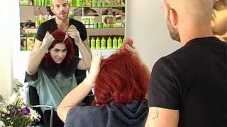 צביעת שיער בבית - נטורל פורמולה