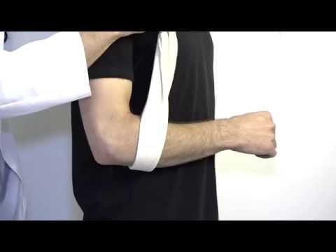 תרגילי פיזיותרפיה לכתף לאחר פציעה