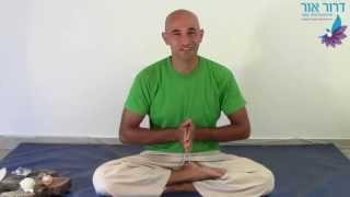 טכניקה להרגעה והורדת סטרס - שיוואסנה