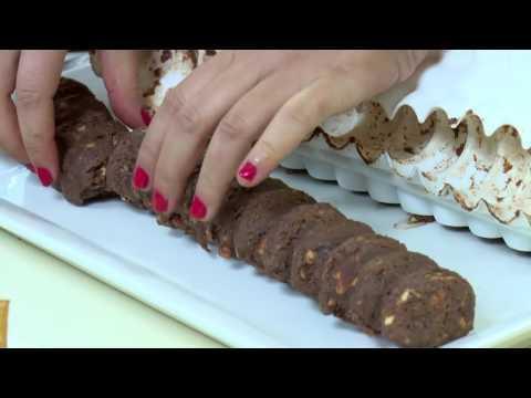 מתכון לעוגת שוקולד בצורת מרבה רגליים - סודות מתוקתקים עם קרין גורן