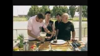 שגב בא לבשל - פילה בר עם קרם ארטישוק ירושלמי