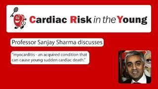 Myocarditis דלקת שריר הלב
