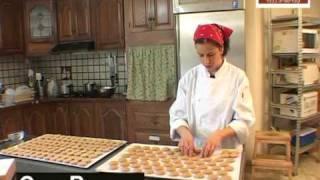 מתכון להכנת עוגיות מקרון