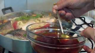 מתכון לדג מבושל מרוקאי, מאיר ממן מבשל - ראו מתכון כתוב ומפורט